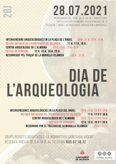 28J dia de la arqueología