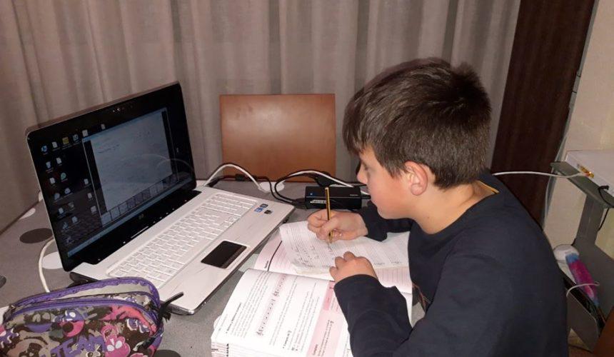 Alumno de la escuela de música de la Agrupación Musical gayano Lluch