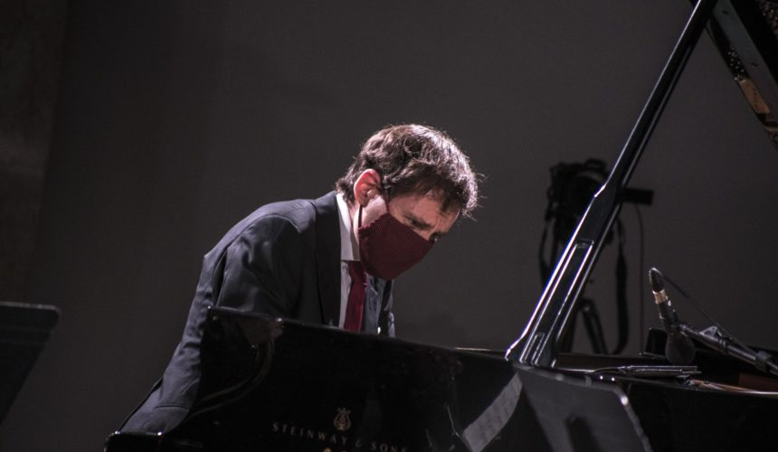 Boris Giltburg OV. Live Music Valencia