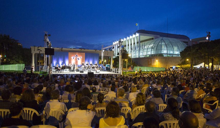 Festival Jazz Palau. Eva Ripoll