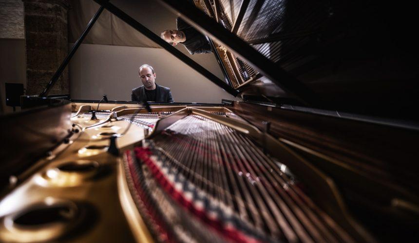 Xavier Torres Almodí. Foto Live Music Valencia